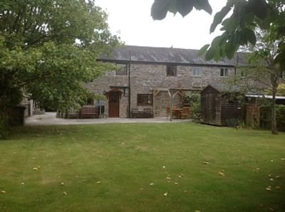 Photo for Converted Stone And Timber Barn In Rural Setting On Edge Of Dartmoor
