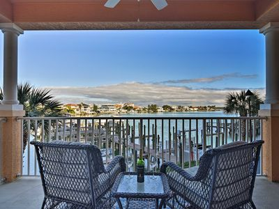 Photo for Luxury Clearwater Beach Villa w/ Waterfront Views!