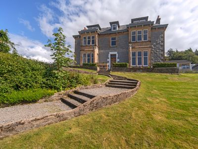 Photo for The Drury-Oban (Scotland) - sleeps 22 guests  in 11 bedrooms