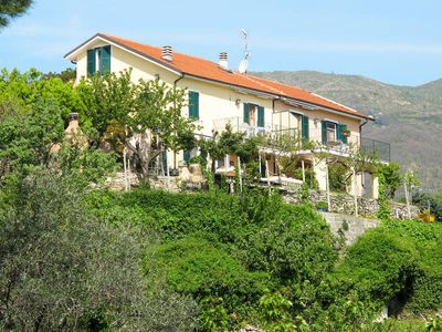 Photo for Apartment Agriturismo San Giuseppe  in Valloria, Liguria: Riviera Ponente - 4 persons, 2 bedrooms