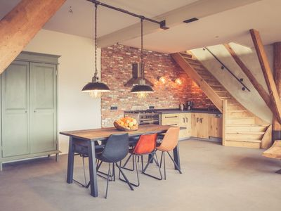 Photo for Design apartment Loft furnished with all comforts