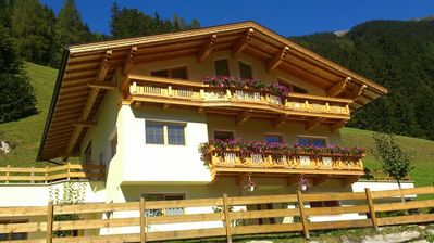 Photo for Holiday apartment Mayrhofen for 4 - 6 persons with 2 bedrooms - Holiday apartment