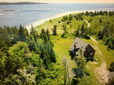 Photo for Stunning home on Louis Head Beach available for rent.