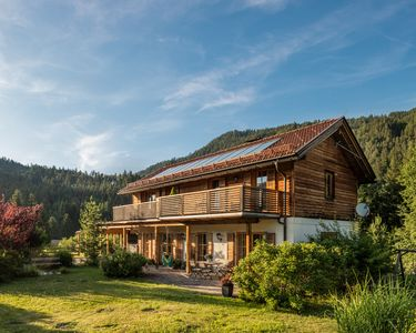 Photo for Villa Ruah - the exclusive holiday home on the Weissensee