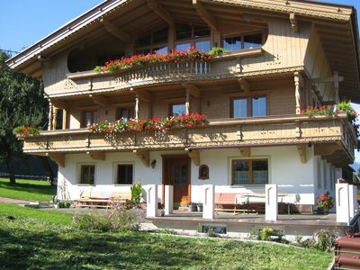 Photo for A comfortable holiday home near the Zillertal Valley's two largest ski-areas
