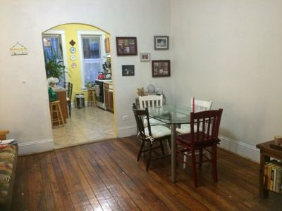Beautiful, cozy and safe apartment  just10 min to Manhattan