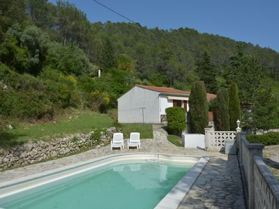 Photo for Var- Toulon - Large Villa 200 m2 - private pool - up to 11 people