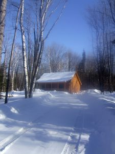Photo for Extend your weekend - FAMILY vacation OKEMO/GORE - Snowmobile VAST Trail access