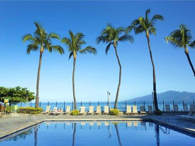 Photo for Aston Ka'anapali Shores two-bedroom garden view condo AKS 2BG-1
