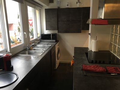 Photo for Small apartment in Annecy city center