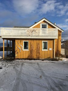 Photo for Cozy detached house + annex to the sea, just outside Trondheim. Nice view!