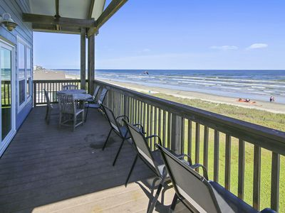 Photo for Aqua Vista: Unobstructed Gulf View in Sunny Beach. FREE ATTRACTION TICKETS!