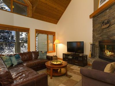 Photo for True Ski-in Ski-out Townhome Sleeping 8-10 W. Private Hot Tub - Walk To Village