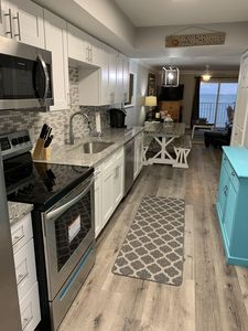 Photo for Fantastic Completely Remodeled 3 BR 3 Bath Overlooking The Pool and West Beach..