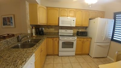 Photo for Lovely 2 Bed 2 Bathroom Condo in a quiet lush area near the golf course