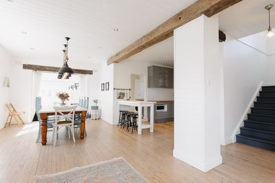 Dining and kitchen Cottage #1