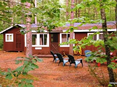 Photo for Northstar Cottage with Sebago Lake Beach Access