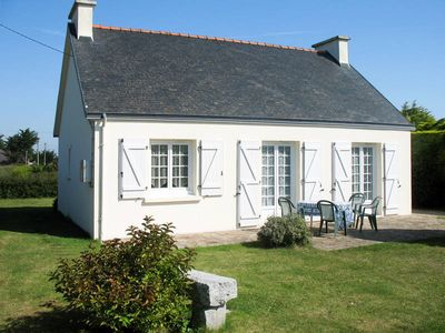Photo for Vacation home in Loctudy, Finistère - 4 persons, 2 bedrooms