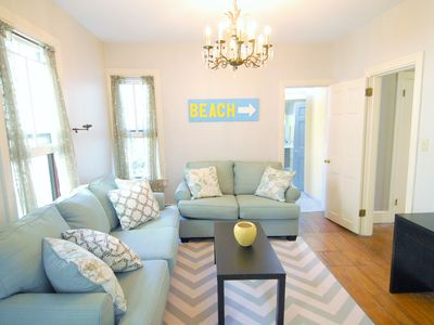 Photo for Cozy Downtown 2nd Floor Condo (Dog Friendly) *Sleeps 4 *Only 3.5 Blocks to Beach