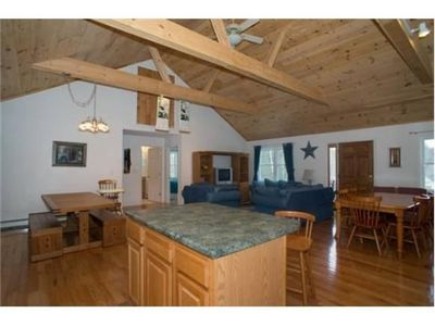 Photo for 5BR W/ Master, 3ba, Sleeps 12! Beautiful Home, White Mountain Region, Amazing!!!