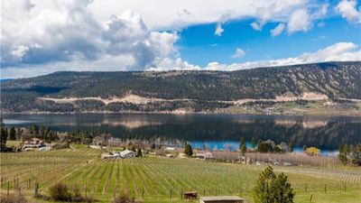 Photo for Cozy Okanagan Suite In the Orchards with Wood Lake Views
