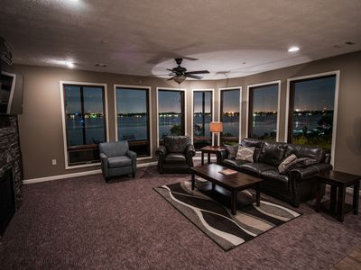 Photo for Premier Lakefront East Lake Okoboji Condo - Bridges Bay Resort