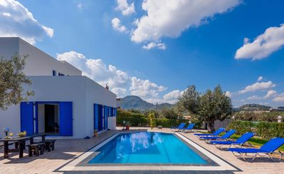 Photo for Blue Moon Villa with private pool