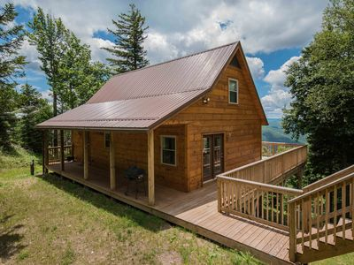 Photo for Updated unit! Shuttle service and slope access, fireplace, wifi