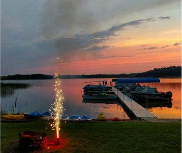 Photo for Hear the loons at night only 1 hour from the cities! Book your vacation now!
