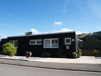 Photo for Apartment in the 1 a location of Willingen, 150 m from the entrance to the ski arena!