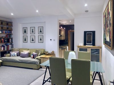 Photo for Perfect apartment to enjoy central London
