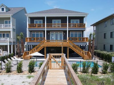 Photo for Remaining 2020 weeks have been reduced! Oceanfront, Pool, & Theater Room