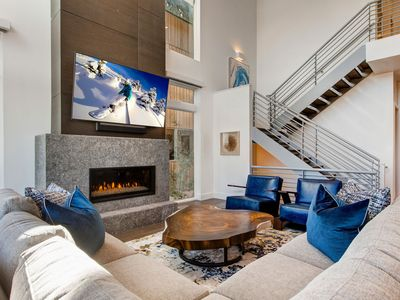 Photo for CDC Approved Cleaning! SKI-IN/OUT New Luxury Townhouse  Canyons Village Private Hot Tub