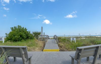 Photo for IOP Wild Dunes 3BR Condo Ocean & Pool View!