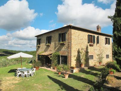 Photo for Vacation home Casa Al Vento (TVN250) in Tavarnelle Val di Pesa - 8 persons, 4 bedrooms