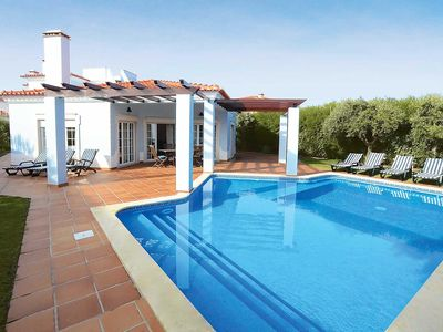 Photo for 4 bedroom Villa, sleeps 8 in Ferrel with Pool and WiFi