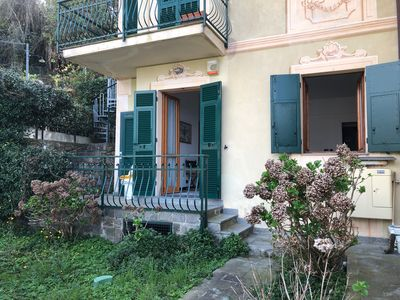 Photo for 1BR Apartment Vacation Rental in Camogli, Liguria