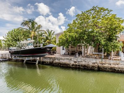 Photo for Reel Angler 3bed/3bath updated with dockage
