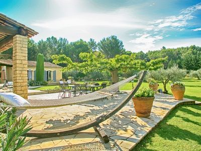 Photo for CHARMING VILLA near Les Baux de Provence with Pool & Wifi. **Up to $-1643 USD off - limited time** We respond 24/7