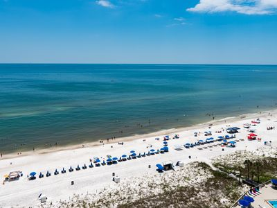 Photo for 3-Bed Condo with Large Balcony Overlooking the Gulf!