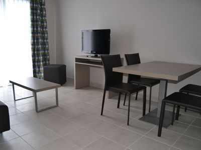 Photo for Modern apartment only 50 m. from the beach of Concarneau