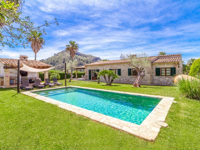 Photo for Can Segue Dos - Stunning Countryside Villa with Pool, Wi-Fi, Ping-Pong, BBQ