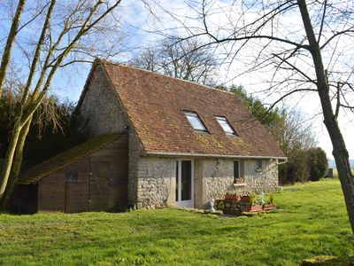 Photo for rental cottage in the heart of the Loire and Beauval castles.