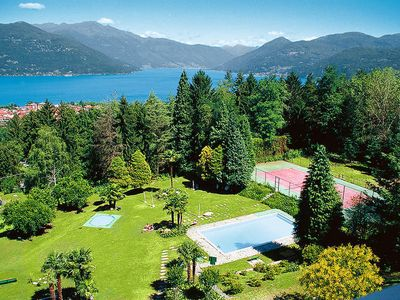 Photo for Apartment Residence Euroville  in GERMIGNAGA (VA), Lago Maggiore - Lake Orta - 2 persons