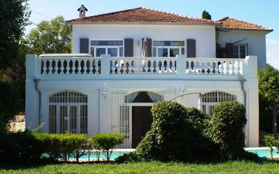 Photo for VILLA OASIS -  Exclusively located on Cap d'Antibes..... with separate studio!