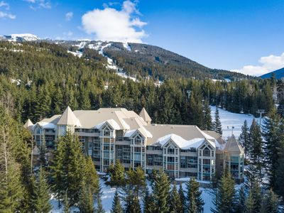 Photo for Luxurious Ski-In/Ski-Out Suite with Forest View at the Woodrun Lodge (409)