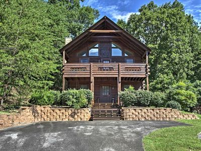 3br Cabin Vacation Rental In Pigeon Forge Tennessee 4219111 Agreatertown