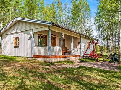 Photo for Vacation home Koivuranta in Sotkamo - 6 persons, 1 bedrooms