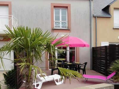 Photo for Terraced house , St. Pair-sur-Mer  in Manche - 6 persons, 3 bedrooms