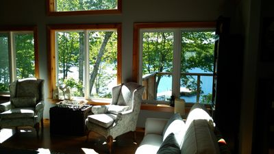 Photo for Beautiful Secluded Cottage just 2.5 hours North of Toronto